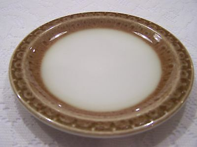 "Syracuse China Restaurant Ware Saucers Small Plates 5.5"" USA"