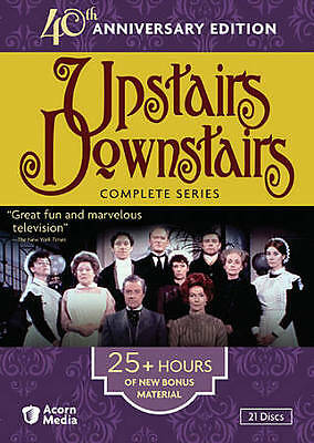 Upstairs Downstairs - The Complete Series 21-Disc DVD * Brand New * (2011)