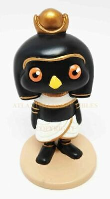 """Ancient Egyptian Weegyptians Collectible Horus Small Figurine 3.75"""" Tall Decor"""