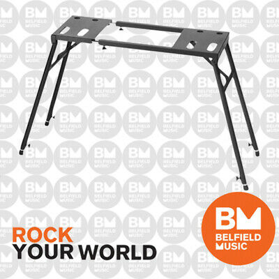 Onstage KS7150 Keyboard Table Top Piano DJ Stand Platform On-Stage KS-7150