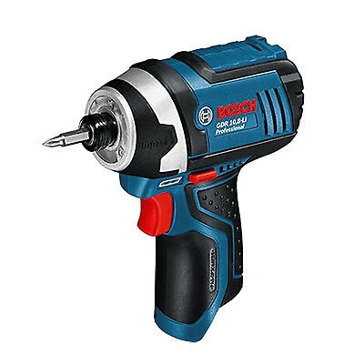 Bosch GDR 10.8V-LI Cordless Impact Driver(No Retail Pack/No Battery and charger)