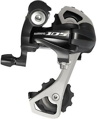 Shimano 105 RD-5701 10 Speed Rear Derailleur Black SS Short Cage Road Bike
