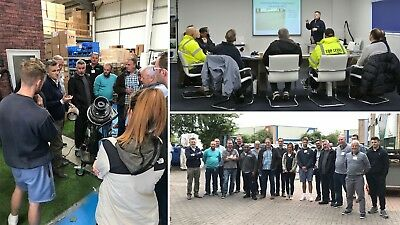 Pressure Washing / Gutter Cleaning / Conservatory Cleaning Training Day