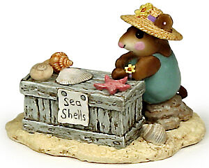 SHELLEY by Wee Forest Folk, WFF# M-235, TEAL