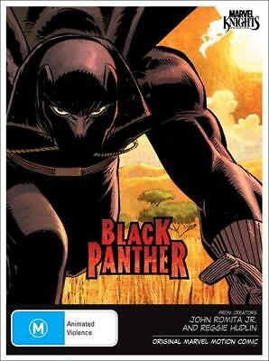 Marvel Knights - Black Panther (DVD, 2010)