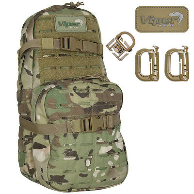 Molle Viper Tactical Lazer Daypack Rucksack Cadets Climbing Cycling Airsoft
