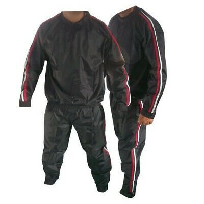 Sweat Sauna Suit Heavy Duty Anti Rip Weight Loss