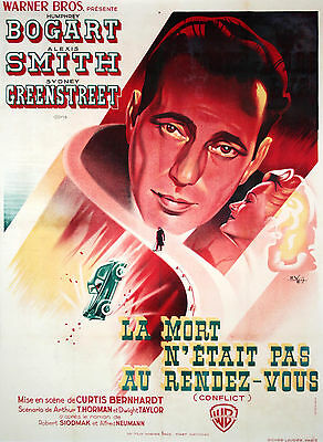 Conflict - Original French Poster - Very Rare