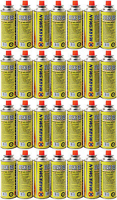 New Butane Gas Bottles Canisters Ideal For Portable Stoves Heaters Grills Flames