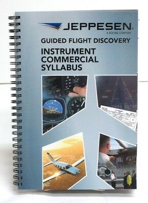 8a93313dc8a Jeppesen Guided Flight Discovery Instrument Commercial Syllabus -  10001785-004