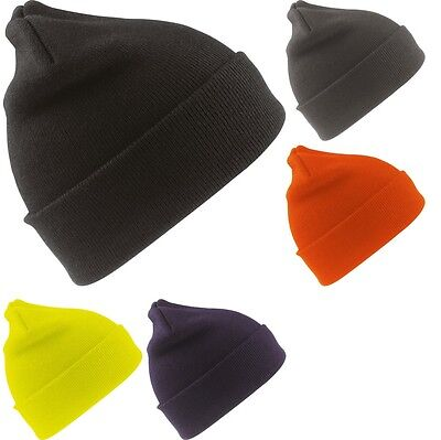 Result Woolly Ski Hat with Thinsulate Insulation Winter Essentials RC33 Wooly 3M
