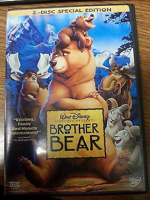 Walt Disney's Brother Bear DVD, 2-Disc Set, Special Edition