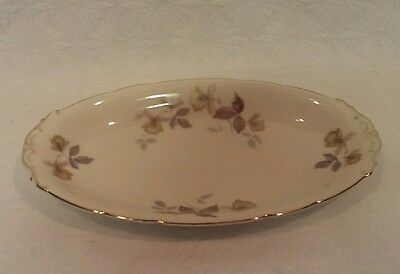 KPM ROYAL IVORY GERMANY OVAL SERVING DISH