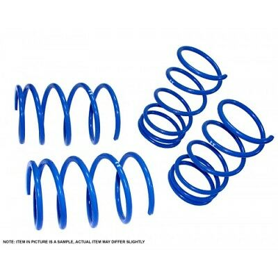 Manzo Lowering Springs for Nissan Maxima 2000-2003 A33