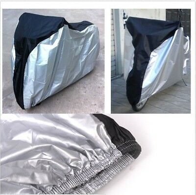 Bike Bicycle Rain Snow Protector Cover Waterproof Protection Scooter Resistant L