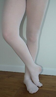 Ballet Dance Tights PRIMA PINK CONVERTIBLE Child Sml (A) - Adult XL (G) NOW $5!