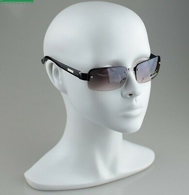White Fiberglass Female Mannequin Head For Wig Hat And Glass Display