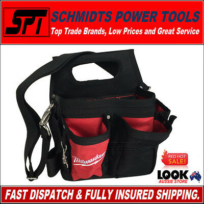 Milwaukee 48-22-8100 Electricians Work Pouch - Tool Carrier W/ Quick Adjust Belt