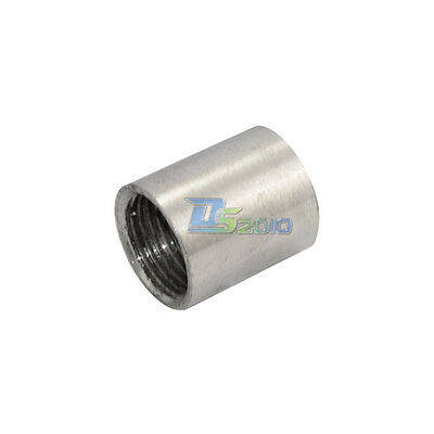 "0.5"" Female x Female Threaded Pipe Fitting Stainless Steel 304 BSPT Hot Sale"