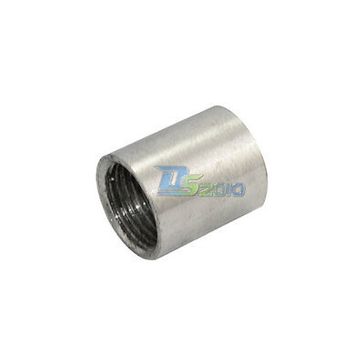 "1/2"" 0.5"" Female x Female Threaded Pipe Fitting Stainless Steel 304 BSP Hot Sale"