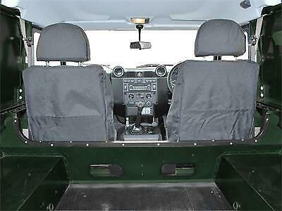Land Rover Defender Bulkhead Removal Kit Increased Leg Room DA2351