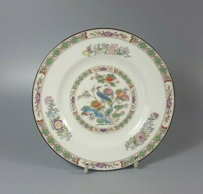 Wedgwood Kutani Crane Tea / Side Plate 15Cm (Perfect)
