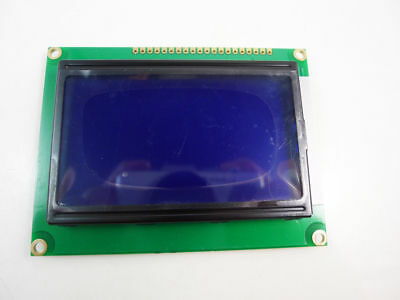 LCD12864 128X64 Dots Graphic Matrix LCD Display Module LCM Blue Backlight ST7920