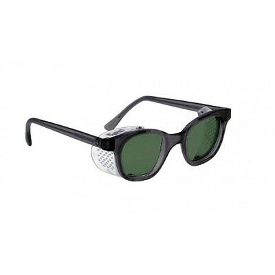 Glassworking Safety Glasses Green IR Shade 3 Lens for glassblowing, lamp working