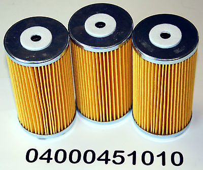 Replacement Filter KRA-8, KRS-7, KRA-10 Orion Vacuum Pumps 04000451010 (ONE)