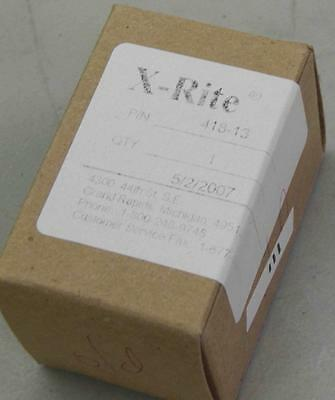 X-Rite  418-13  Densiometer Lamp Light   > NEW in BOX <