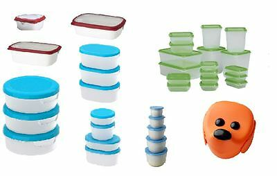 Ikea Plastic food storage container Lunch Box sets-NEW