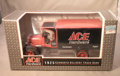 Ace Hdw 1925 Kenworth Delivery Truck Bank - Die Cast