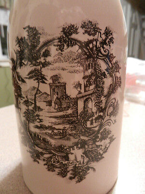 Coalport China Limited Edition Wine Bottle with Cork