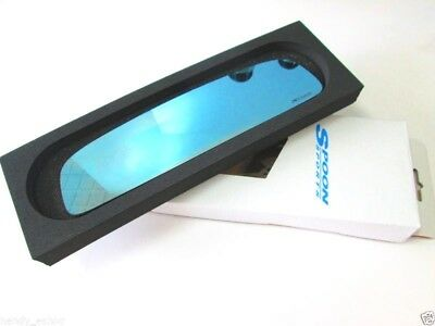 **New** Genuine Spoon Sports Honda Civic EG6 B16 D15 Blue Wide Rear View Mirror