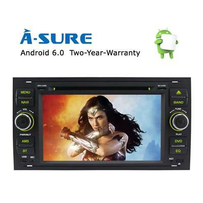 DAB+ Android5.1 DVD GPS for FORD FOCUS C S-MAX GALAXY FIESTA FUSION TRANSIT