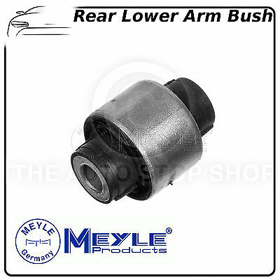 Audi Seat Skoda VW Meyle Rear Suspension Lower Arm Inner Bush 1005050016