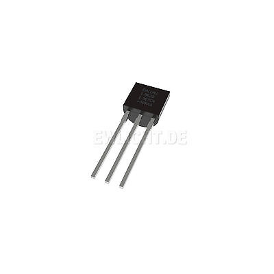 Transistor DS18B20 Digitales Thermostat +/- 0,5° 1-wire TO-92