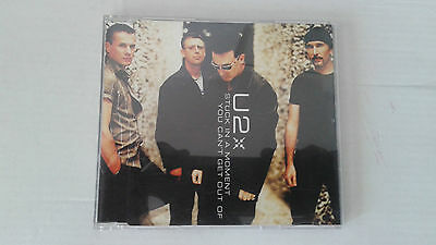 """U2 """"Stuck In A Moment You Can't Get Out Of"""" Cd Single 3 Tracks"""