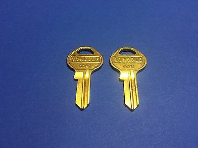 2 GM Chevrolet GMC Chevy Console Keys 119 to 175 Buick Saturn Tahoe Suburban Key