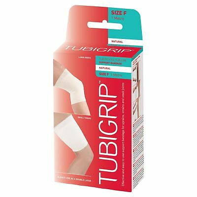 Tubigrip Support Bandage Natural Size F 1 Metre