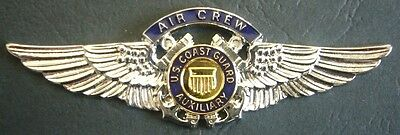 Us Coast Guard Badge Aircrew