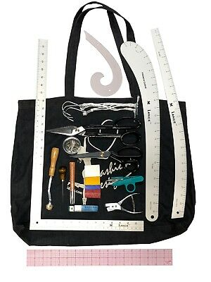 SP1 Kit, Pattern Making Tools, Scissors, Notcher, Awl L-Square, Trimmers, Rulers