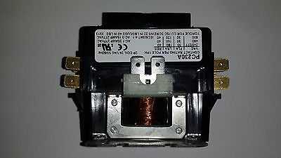 New Magnetic Contactor PC230A 2-Pole 24V 50/60HZ 30FLA 40 RES Amp