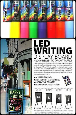 Flashing LED Writing Board Advertising Menu Sign Fluorescent  Package - Large