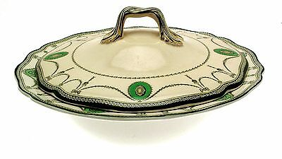 Royal Doulton lidded tureen - pattern is Countess