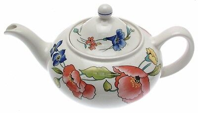 Wood and Sons Lidded Teapot Alpine Meadow