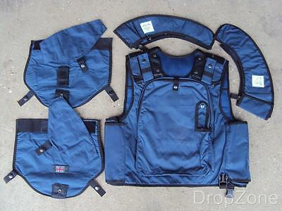British Military Navy (Civilian) Body Armour Cover Osprey Size 180/116 Large