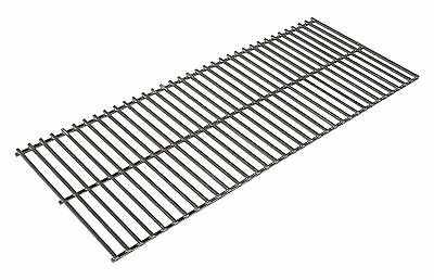 6MM STAINLESS STEEL BRICK BBQ REPLACEMENT COOKING WARMING GRILL 67cm x 26.6cm