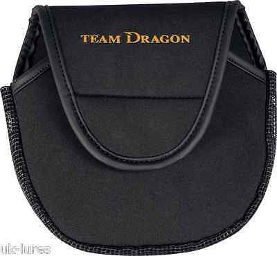 Reel Case Dragon NEOPRENE Lure or fly fishing large and small tackle cover pike