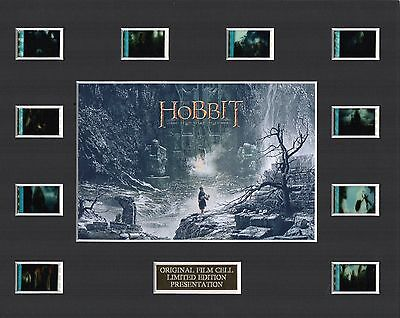 The Hobbit Desolation of Smaug (L) 35mm Film Cell Display